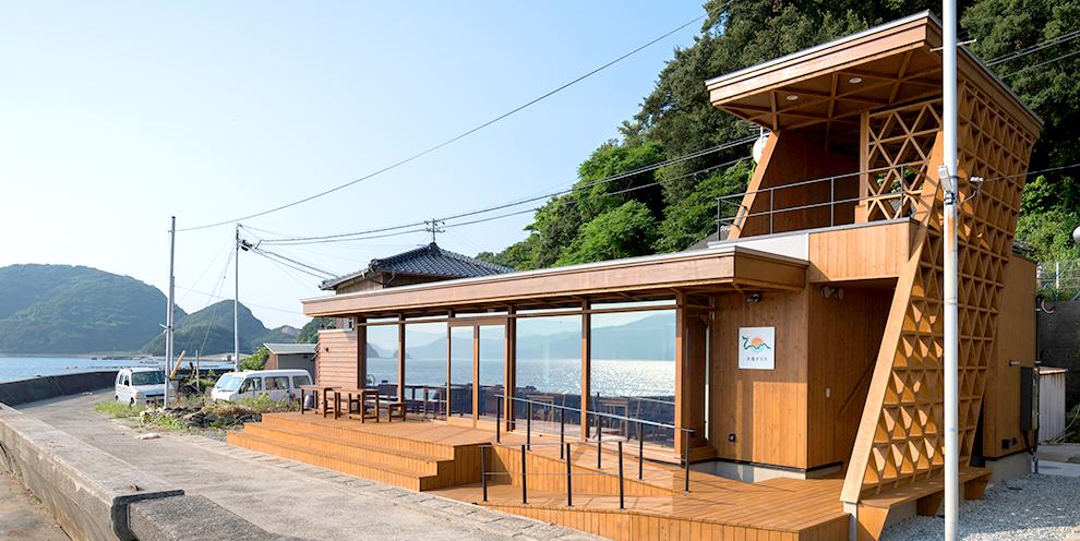 大島テラス 八幡浜大島ポータル